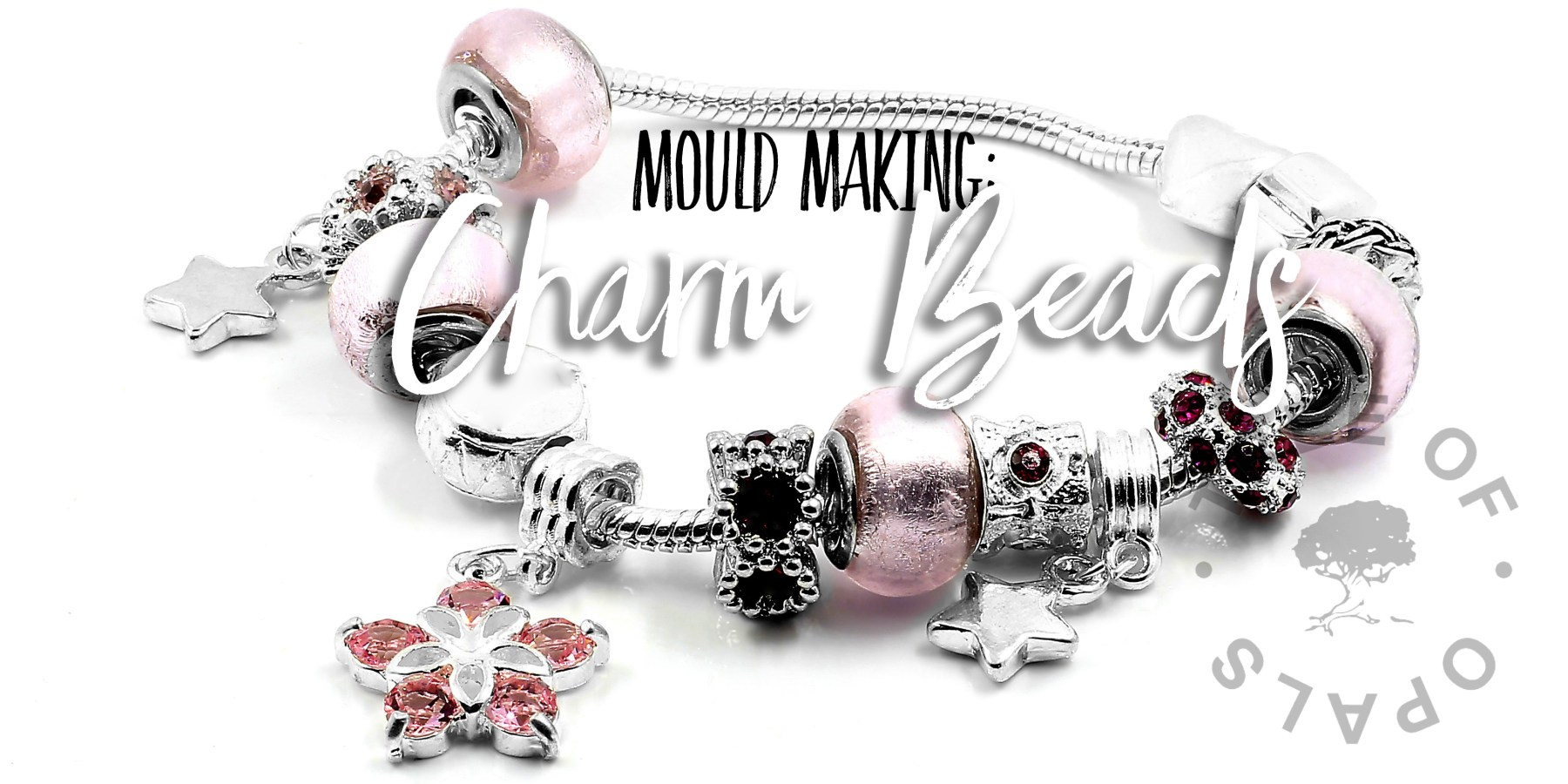 making moulds charm beads for European bracelets like Pandora, charms to be made with resin
