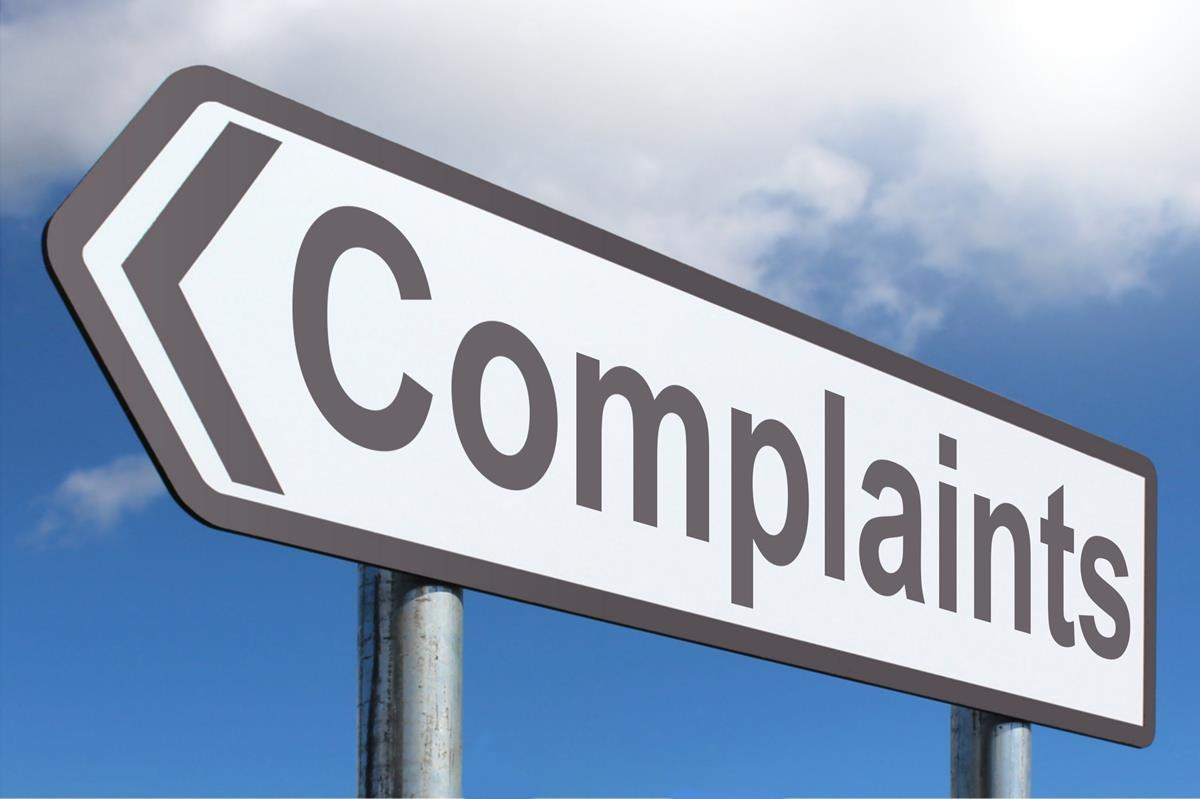 how to deal with complaints by Nikki Kamminga at Keepsaker Supplies